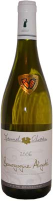 Bourgogne Aligoté Manuel Olivier ayant comme millésime 2009