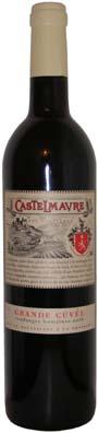 Corbières Cave de Castelmaure ayant comme année de récolte 2009