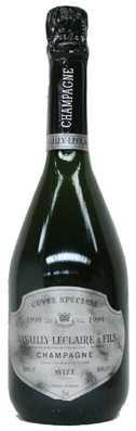 Champagne Millésimé Assailly-Leclaire avec comme millésime 2004