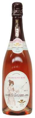 Champagne Rosé Assailly-Leclaire