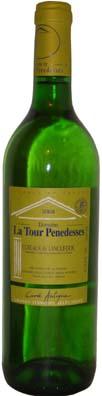 Coteaux du Languedoc Domaine la Tour Penedesses ayant comme année de récolte 2008