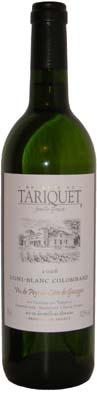 Vin de Pays des Côtes de Gascogne Domaine du Tariquet avec comme millésime 2010