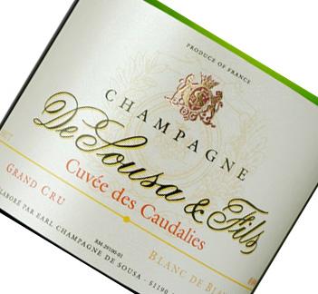 Champagne de Sousa brut